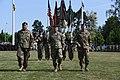 Change of command ceremony (28443835788).jpg