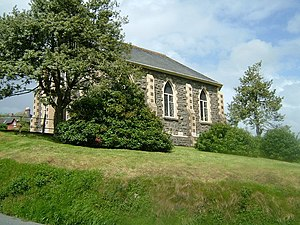 Brayford - Image: Chapel in the village of Brayford geograph.org.uk 173289