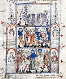 Medieval charivari