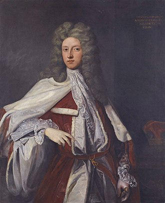 Charles Bruce, 3rd Earl of Ailesbury - The Earl of Ailesbury and Elgin.