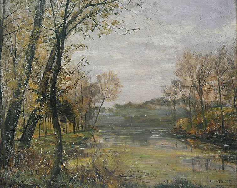 File charles desavary la wikimedia commons for Artiste peintre arras