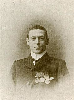 Charles Thomas Kennedy Recipient of the Victoria Cross