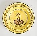 """Charles X """"Roi de France"""" Plate, ca. 1829 (CH 18707633).jpg"""