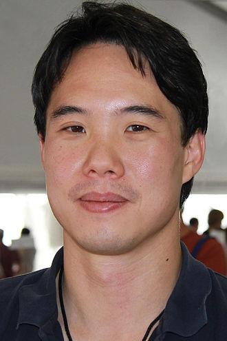 Charles Yu - Charles Yu at the 2011 Texas Book Festival.