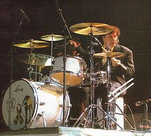 Charlie Adams (drummer) - Image: Charlie Adams (drummer)