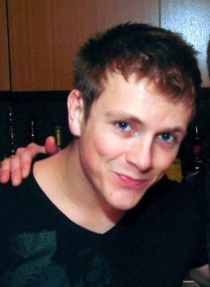 Charlie Bewley - Bewley in 2009