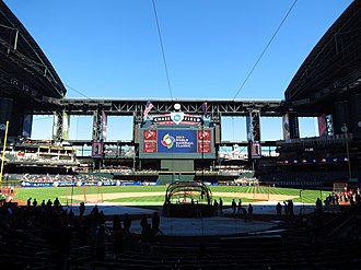 Chase Field - 2013 World Baseball Classic