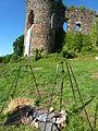 """Chateau de Montgilbert """"tour du belvedere"""" 04.JPG"""