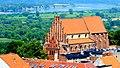 Chełmno - widok z wieży kościoła p.w Wniebowzięcia NMP. - panoramio (19).jpg