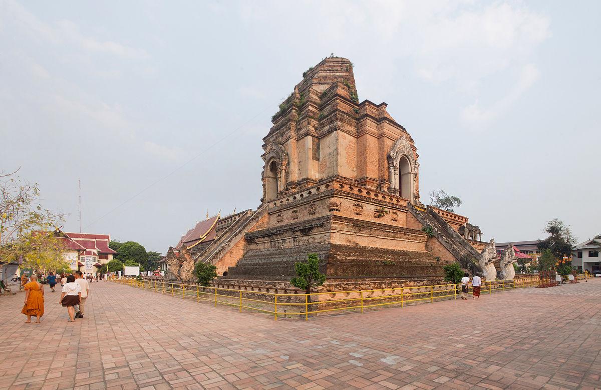 Wat Chedi Luang - Wikipedia