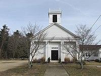 Chestnut Hill Baptist Church, Exeter RI.JPG