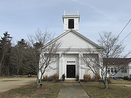 Chestnut Hill Baptist Church, Exeter RI.JPG