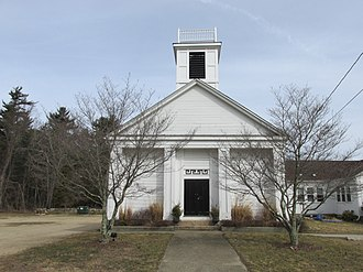 Exeter, Rhode Island - Chestnut Hill Baptist Church