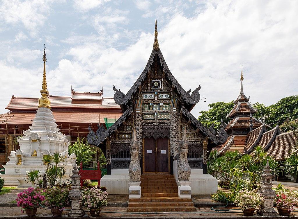 Chiang-Mai Thailand Wat-Chedi-Luang