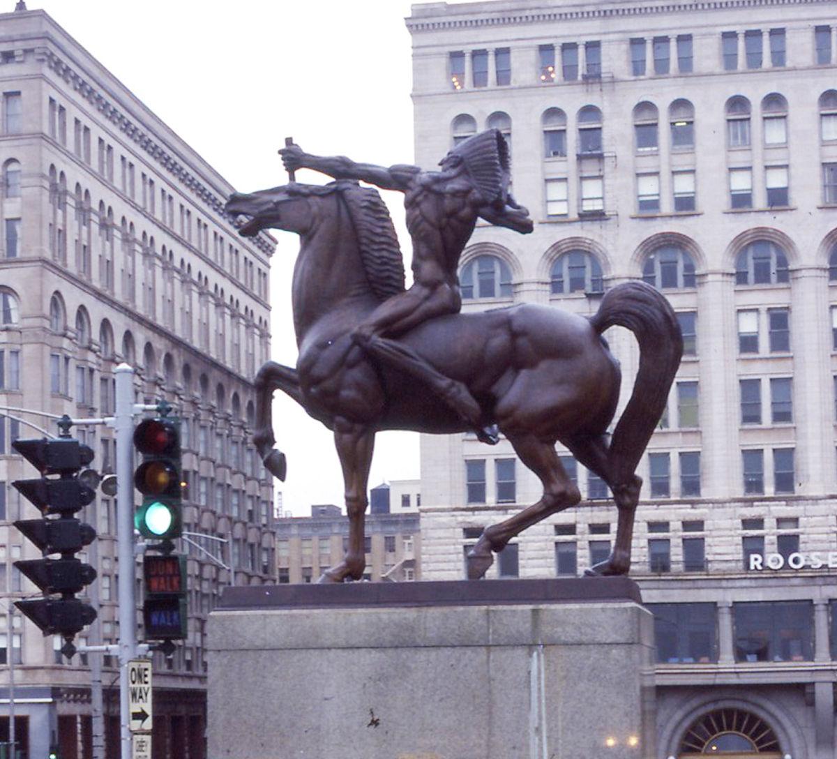 Indijanci U Chicagu Mestrovic Wikipedija