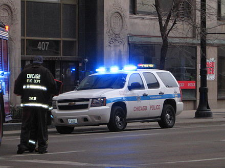 Chicago Police Department SUV, 2011 Chicago Police SUV.jpg