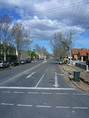 Brompton, South Australia - Chief Street, Brompton