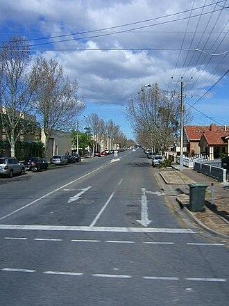 Brompton, South Australia - Chief Street, Brompton