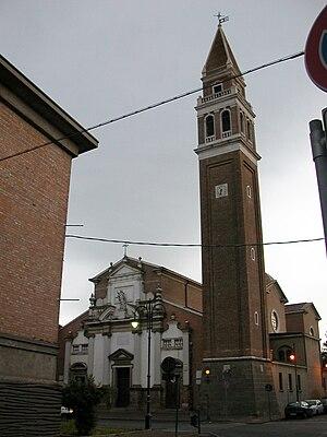 Adria - The former cathedral Santa Maria Assunta della Tomba