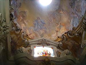 San Giuseppe, Florence - Image: Chiesa di san giuseppe 2