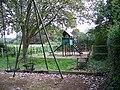 Children's play area, Farley - geograph.org.uk - 983381.jpg