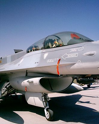 Chilean Air Force - F-16D Block 50M of Chilean Air Force