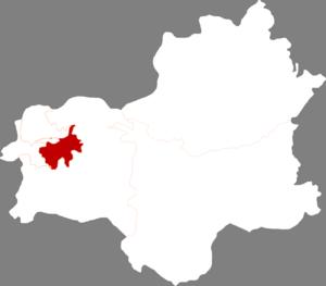 Dongzhou District - Image: China Fushun Dongzhou