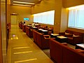 China Airlines Dynasty Lounge First Class Section Taiwan Taoyuan International Airport.JPG