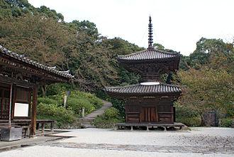 Chōhō-ji (Kainan) - Image: Chohoji 04s 3200