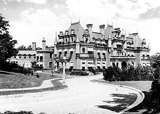 Rosedale, Toronto - The fourth Government House for Ontario's Lieutenant Governor was located in Rosedale. Built in 1915, it was demolished in 1960, with the area redeveloped to Chorley Park