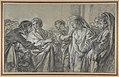 Christ and the Woman Taken in Adultery MET DP809663.jpg