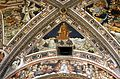 Christ in Majesty - Ceiling of the Baptistry - Duomo - Siena 2016.jpg