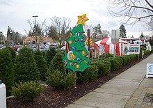 Christmas Tree Production In The United States Wikipedia