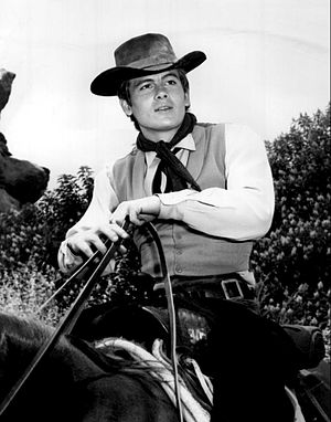 Christopher Jones (actor) - Christopher Jones as Jesse James, in 1965.