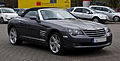 Chrysler Crossfire Roadster – Frontansicht, 1. April 2012, Essen.jpg
