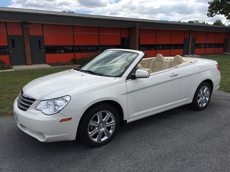 Chrysler Sebring Gtc Savannah Used Car Sell