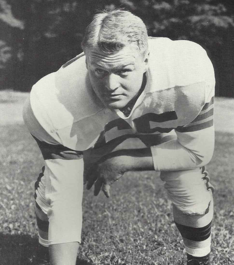 Chuck Noll 1954