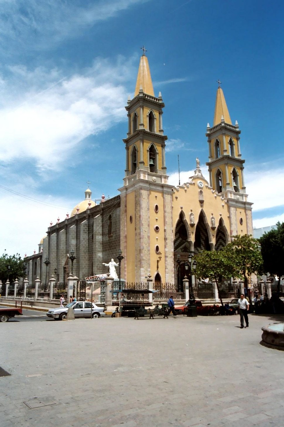 Church - Mazatlan, Centro