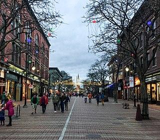 Burlington, Vermont Largest city in Vermont