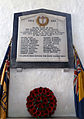 Church of St Mary interior WW1 memorial Henham Essex England.jpg