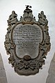 Church of St Mary the Virgin, Woodnesborough, Kent - William Gibbs memorial tablet.jpg