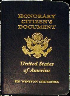Honours of Winston Churchill