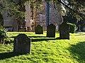 Churchyard, Berry Pomeroy - geograph.org.uk - 1710351.jpg