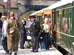 Churnet Valley Railway, 1940s weekend.jpg