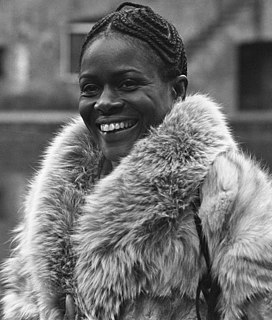 Cicely Tyson American actress from New York