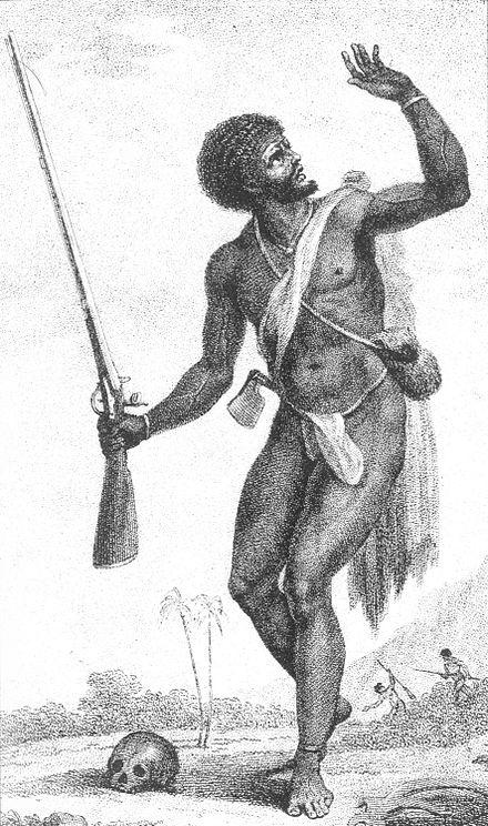 18世紀のシマロン