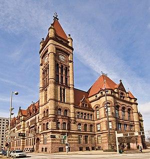 Samuel Hannaford - Image: Cincinnati City Hall