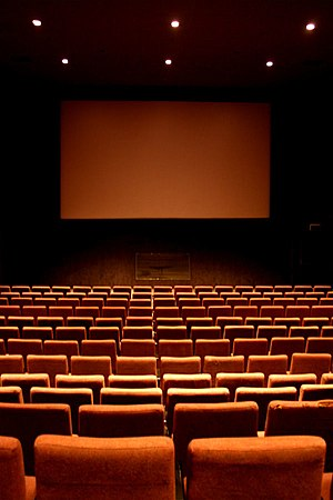 Cinema image by Fernando de Sousa is licensed under CC BY SA 2.0