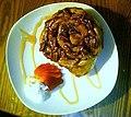 Cinnamon bun (7659511990).jpg