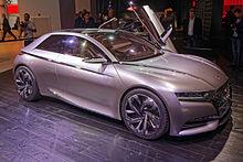 Ds Automobiles Wikip 233 Dia